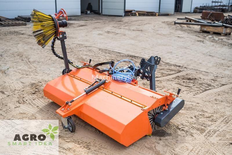 neue SMART Kehrmaschine 1,5m / Wischmaschine / Zamiatarka ZMW Kehrbürste