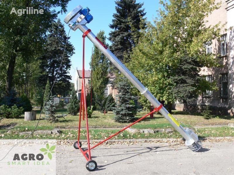 neue SMART Förderschnecke 6m 150mm/ Schneckenförderer / Auger conveyor / Sc Getreideschnecke